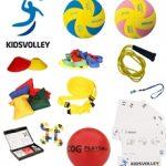 Startpaket kidsvolley till klubben!