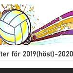 Avgifter för 2019(höst)-2020(vår)
