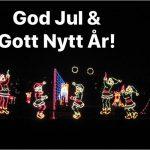 Träningstider jul och nyår – barn och ungdom